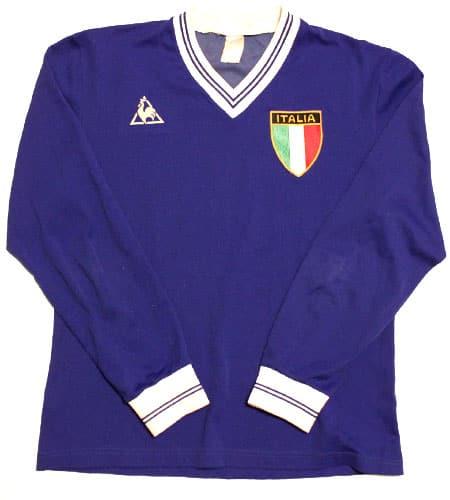 イタリア代表 ルコック サッカーシャツ