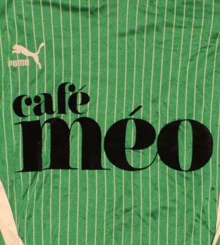 [古着/USED] 70's フランス製 プーマ サッカーシャツ