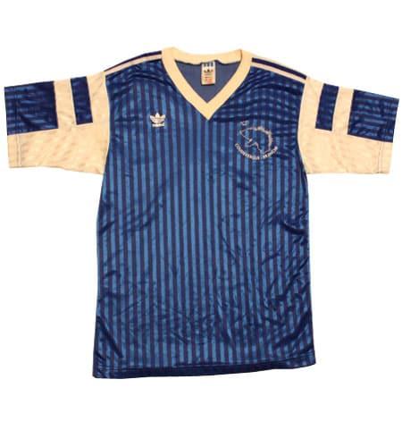 [古着/USED] 80's フランス製 アディダス バレーボールシャツ