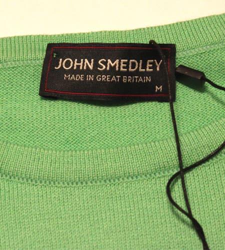 [新品]  イングランド製 ジョンスメドレー プルオーバー