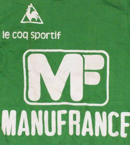70's フランス製 ルコック ユーロTシャツ