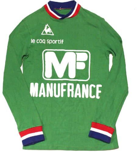 [古着/USED] 70's フランス製 ルコック ユーロTシャツ