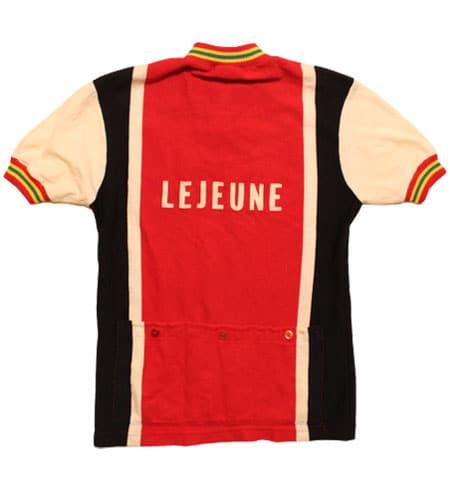 [古着/USED] 70's フランス製 デッドストック ルジューヌ サイクリングジャージ