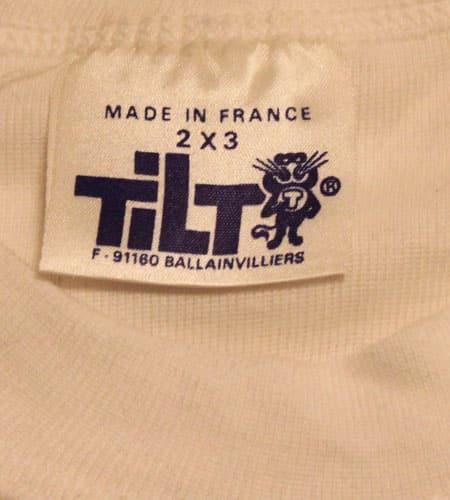 [古着/USED] 70's フランス製 デッドストック TILT Tシャツ