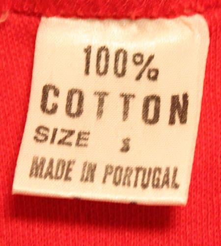 [古着/USED] 70's ポルトガル製 ユーロTシャツ
