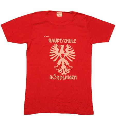 西ドイツ製 erima ユーロTシャツ