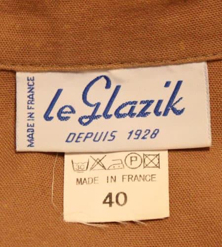 [古着/USED] 90's フランス製 ルグラジック ワークジャケット