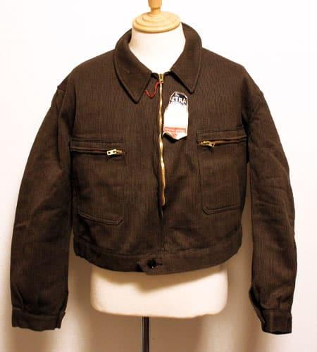 [古着/USED] 40's フランス製 デッドストック べトラ ハンティングジャケット