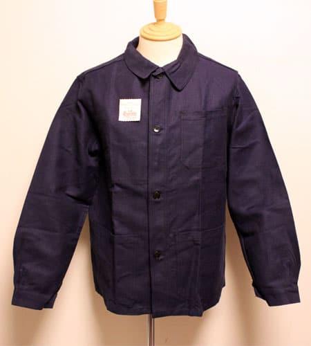 [古着/USED] 60's フランス製 デッドストック フレンチワークジャケット