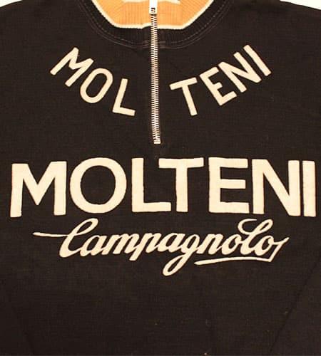 [古着/USED] 70's ドイツ製 モルテニ カンパニョーロ サイクリングジャージ