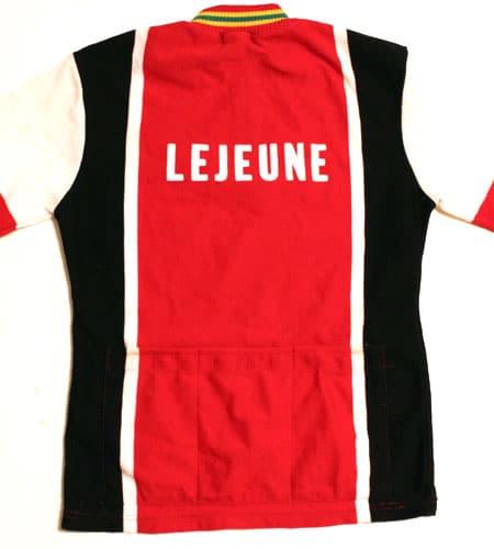 [古着/USED] 70's フランス製 リバースウィーブ ルジューヌ サイクリングジャージ