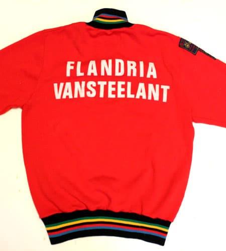 [古着/USED] 70's ベルギー製 FLANDRIA サイクリングジャージ