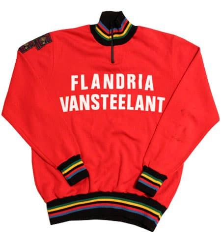 FLANDRIA サイクリングジャージ