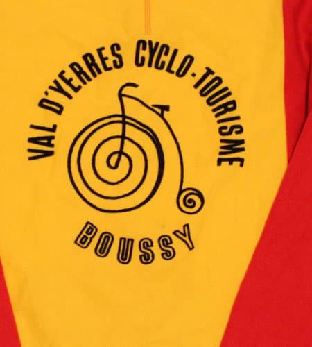 [古着/USED] 70's フランス製 サイクリングジャージ