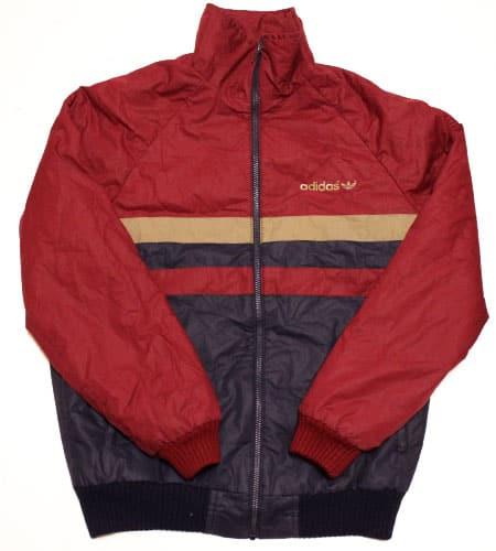 [古着/USED] 80's フィンランド製 アディダス スキージャケット