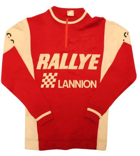RALLYE サイクリングジャージ