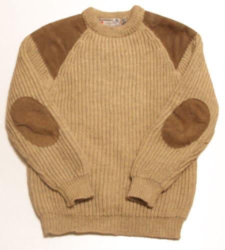 [古着/USED] 60's イングランド製 ハンティングセーター