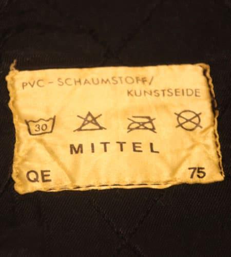 [古着/USED] 70's  スイス軍 キルティングライナージャケット