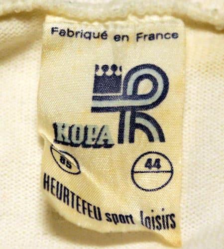 [古着/USED] 70's フランス製 レイノルズ サイクリングジャージ