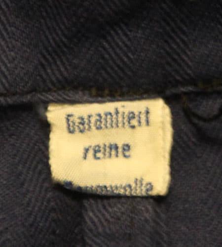[古着/USED]  ドイツ製 デッドストック ジャーマンワークジャケット