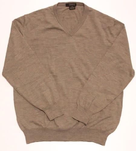 イタリア製 メリノウールセーター