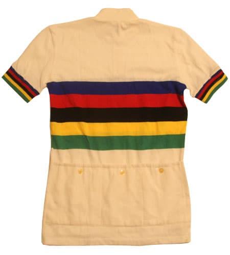 70's フランス製 ルコック サイクリングジャージ