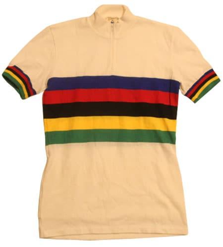 ルコック サイクリングジャージ