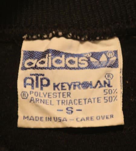 80's フランス製 アメリカ製 アディダスジャージ ATP