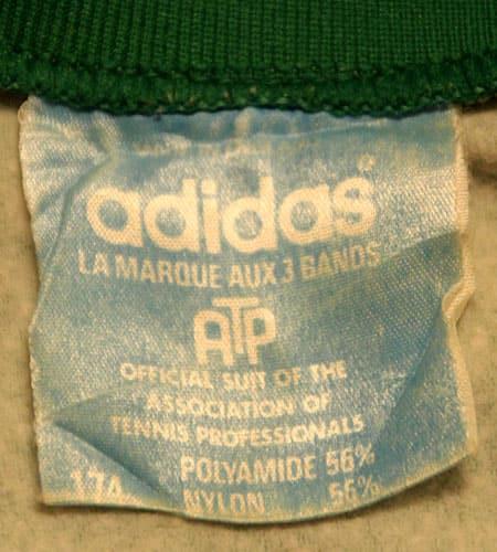 70's イングランド製 アディダスジャージ ATP
