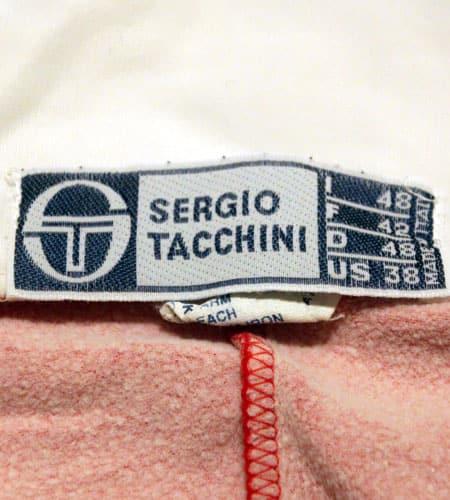 [古着/USED] 70's イタリア製 セルジオタッキーニ ジャージ