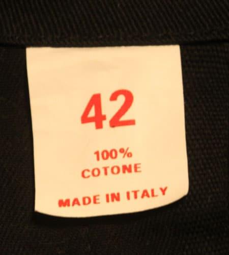 [古着/USED]  イタリア製 ワークコート