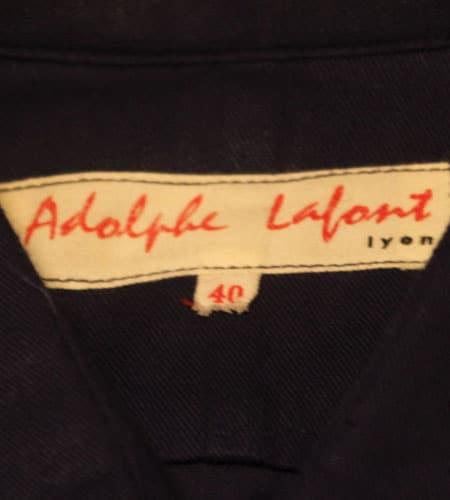 [古着/USED] 70's  デッドストック アドルフラフォン ロングワークシャツ