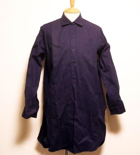 デッドストック アドルフラフォン ロングワークシャツ