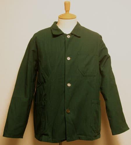 [古着/USED] 80's デッドストック ドイツ製 ワークジャケット