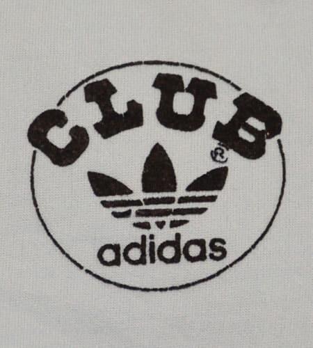 [古着/USED] 70's チュニジア製 クラブアディダス