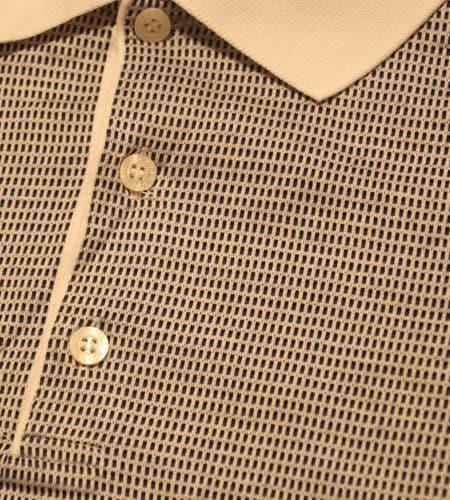 [古着/USED] 80's イタリア製 ダンヒル ポロシャツ