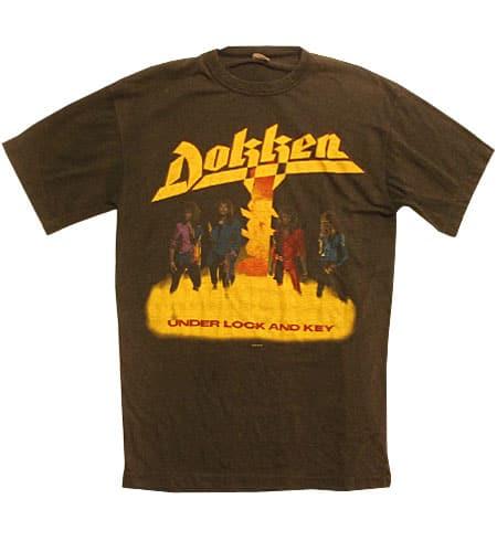 DOKKEN Tシャツ