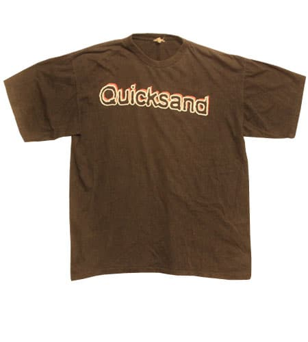 [古着/USED]   QUICKSAND Tシャツ