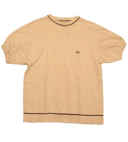 ラコステ 鹿の子地 Tシャツ