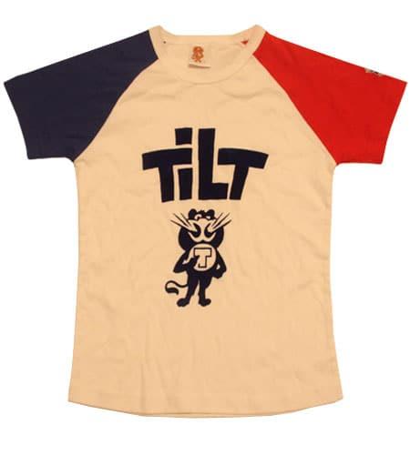デッドストック TILT Tシャツ