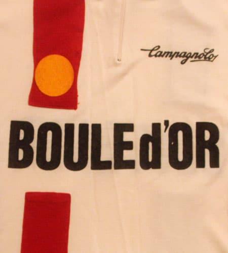 [古着/USED] 70's ベルギー製 カンパニョーロ コルナゴ サイクリングジャージ