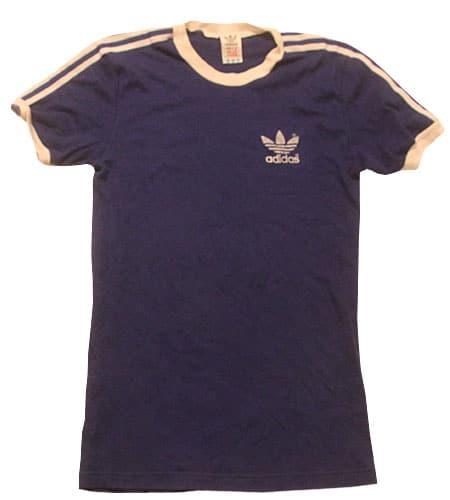 [古着/USED] 80's アイルランド製 アディダス Tシャツ