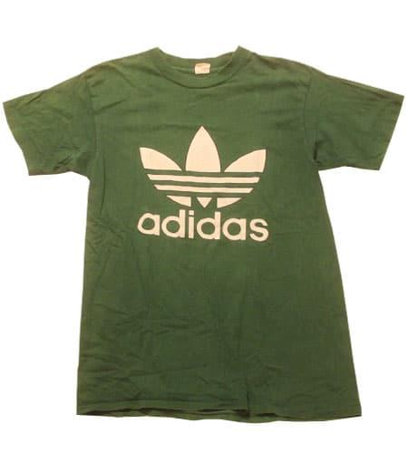カナダ製 アディダス Tシャツ
