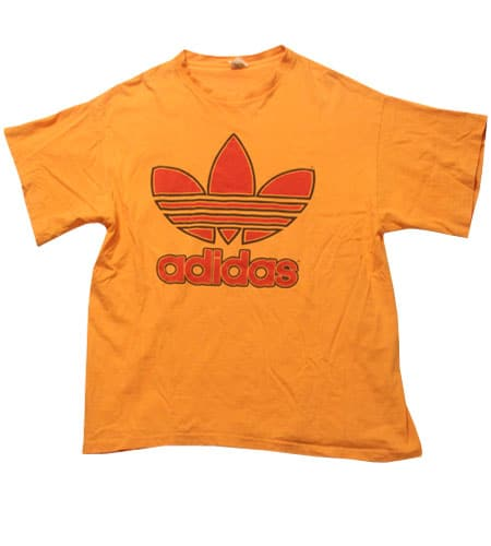 アメリカ製 アディダス Tシャツ