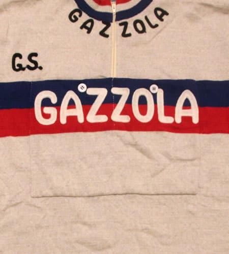 50's イングランド製 VVC GAZZOLA メリノウールジャージ