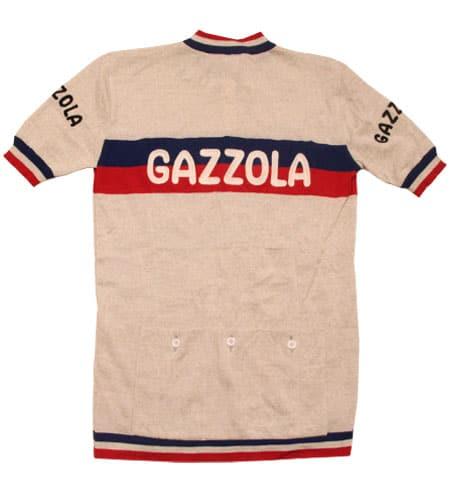 [古着/USED] 50's イングランド製 VVC GAZZOLA メリノウールジャージ