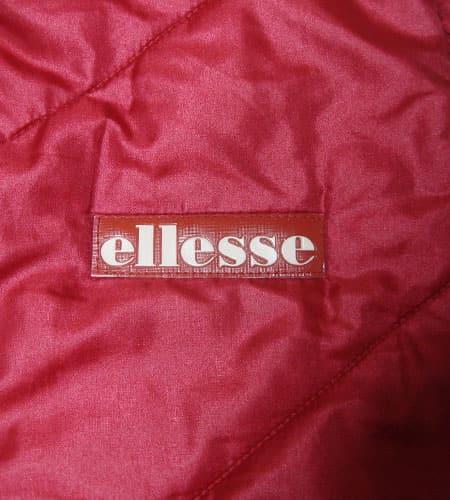 [古着/USED] 80's イタリア製 エレッセ ベスト
