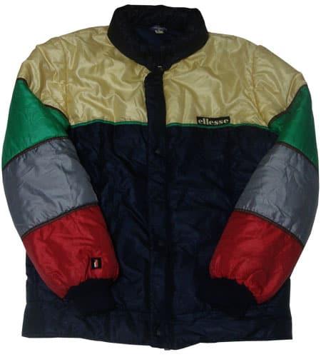 [古着/USED] 80's イタリア製 エレッセ スキージャケット
