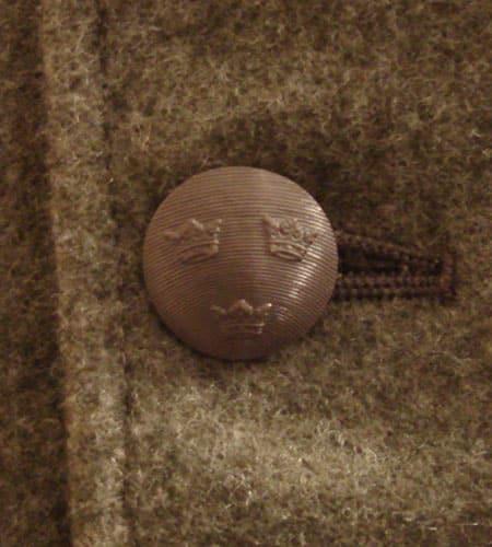 [古着/USED] 40's  デッドストック スウェーデン軍 ウールジャケット