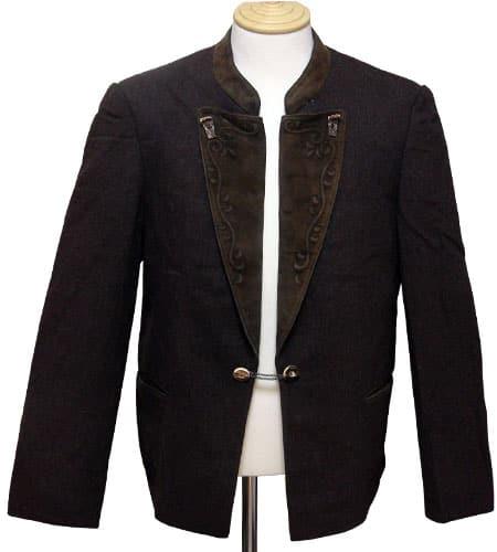 [古着/USED] 70's オーストリア製 チロリアン テーラードジャケット